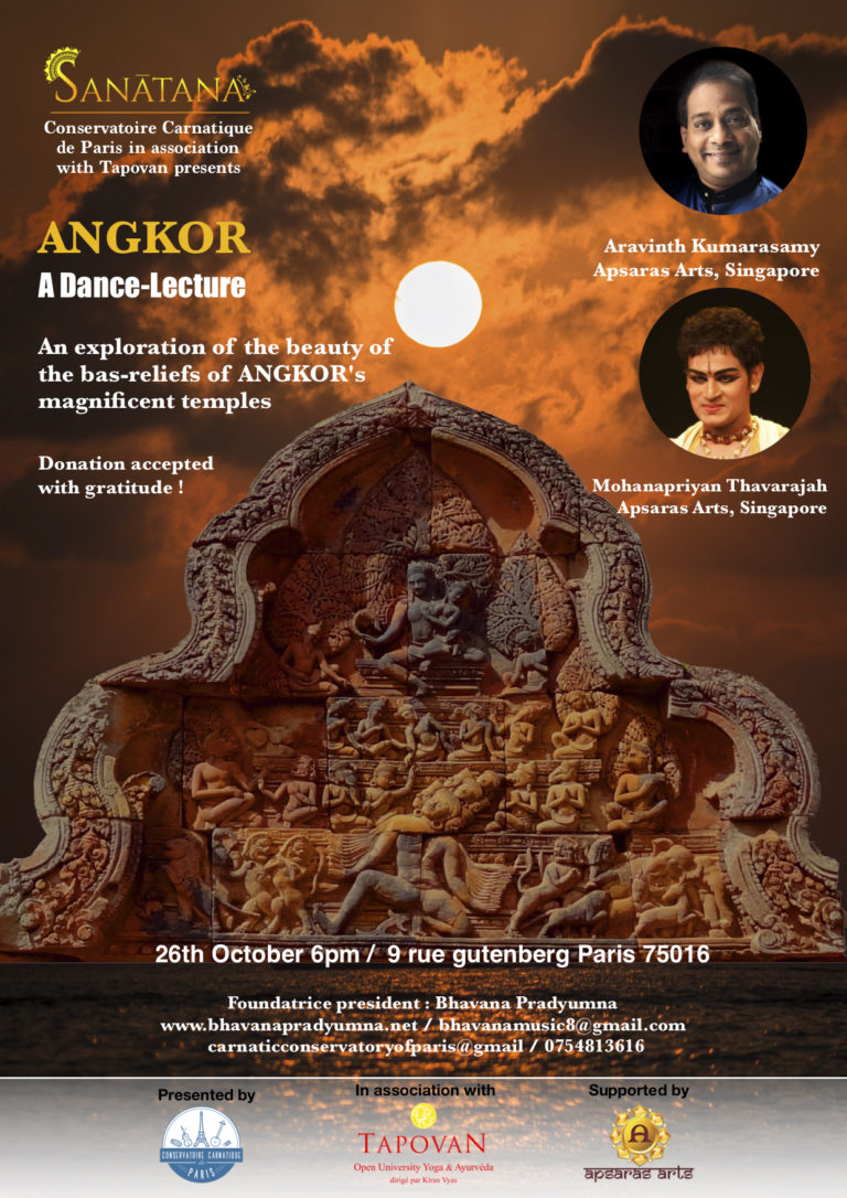 Angkor – A Dance-Lecture