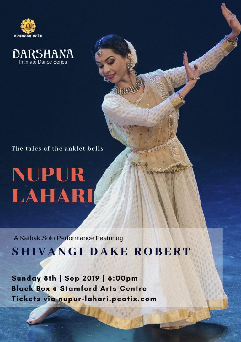 Nupur Lahari – The tales of Anklet bells by Shivangi Dake Robert