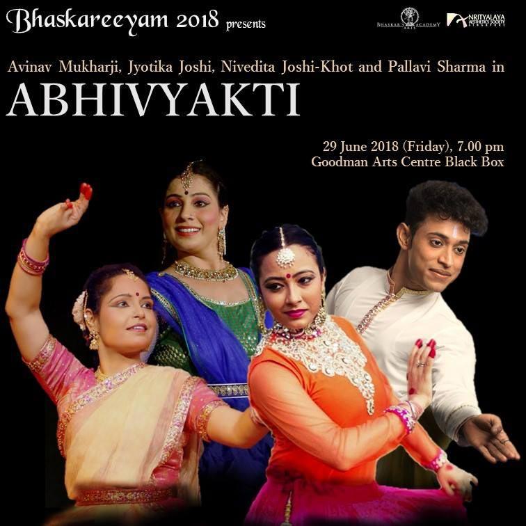 Apsaras Arts at Bhaskareeyam 2018