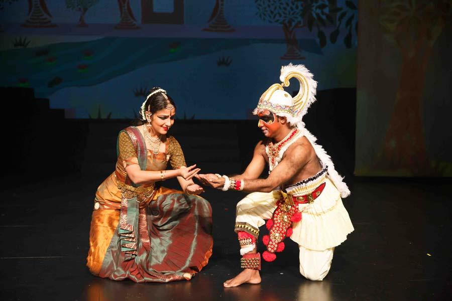 Behind the Scenes of Apsaras Arts' Anjaneyam – Hanuman's Ramayana