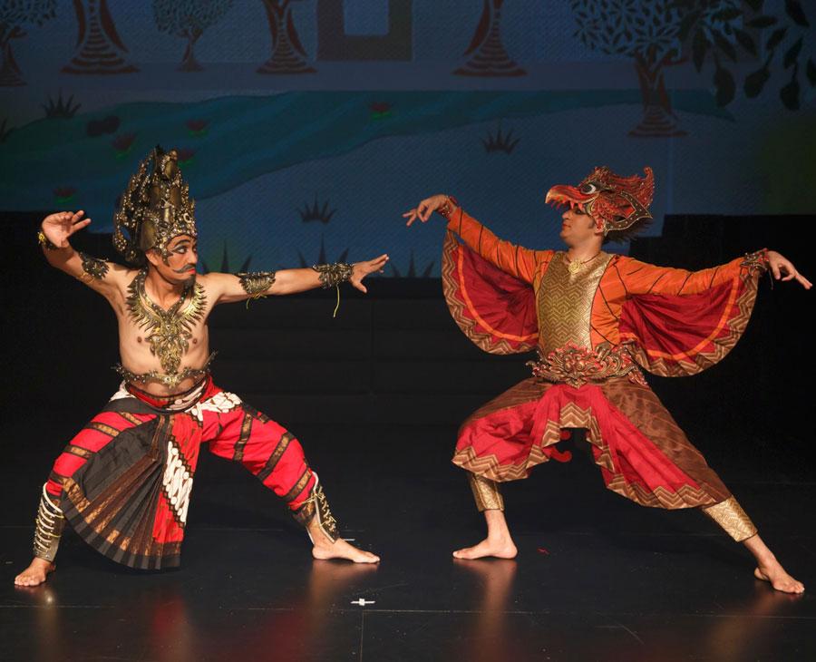 New Narratives for Indian Dance: Exploring Ramayana through India and Indonesia